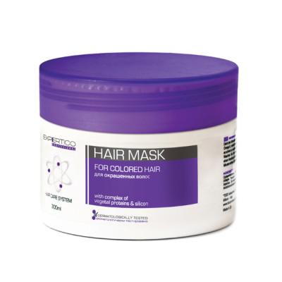 Маска EXPERTICO для фарбованого і пошкодженого волосся, 300 ml 32021