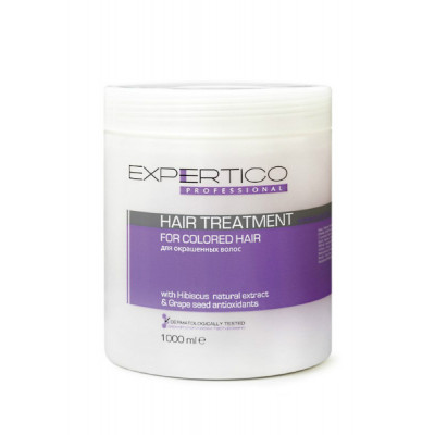 Інтенсивний догляд EXPERTICO для фарбованого і пошкодженого волосся, 1000 ml 34001