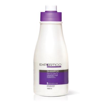 Шампунь EXPERTICO для фарбованого і пошкодженого волосся, 1500 ml 30001