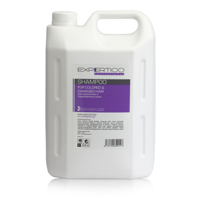 Шампунь EXPERTICO для фарбованого і пошкодженого волосся EXPERTICO 3500 ml 30011
