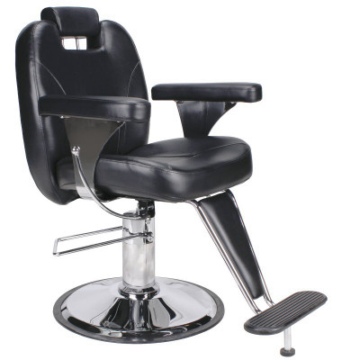 Крісло барбершоп BM68470-731 Black