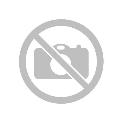 Гребінець для стрижки комбінований Plastic White (Y8-G45)
